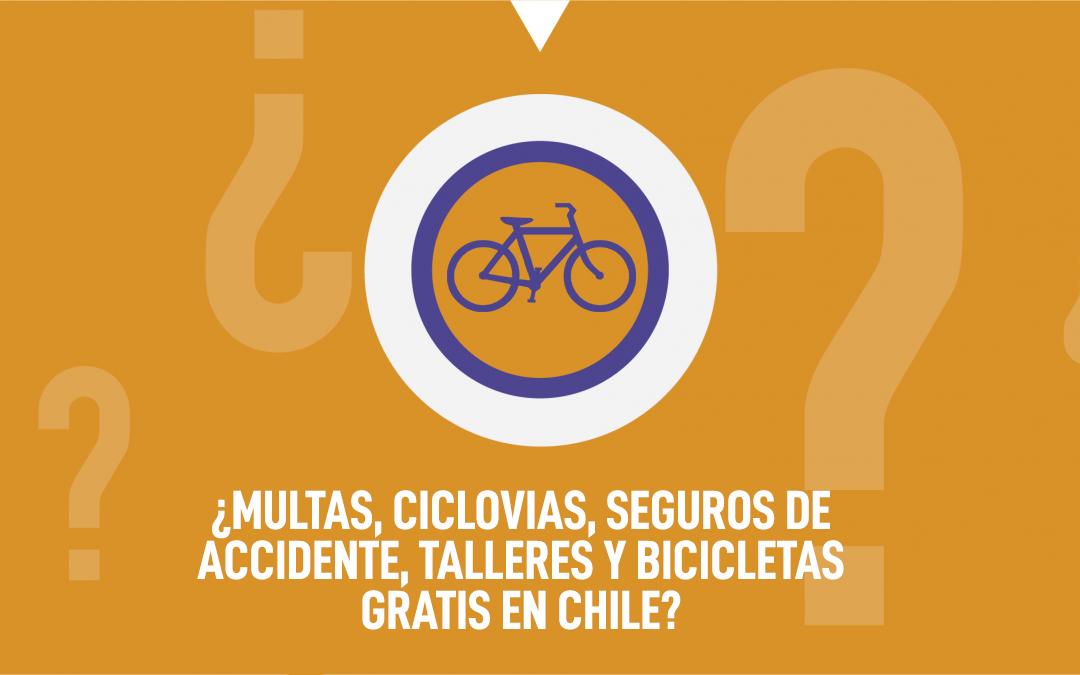 5 Preguntas Frecuentes Sobre Andar en Bicicleta en Chile