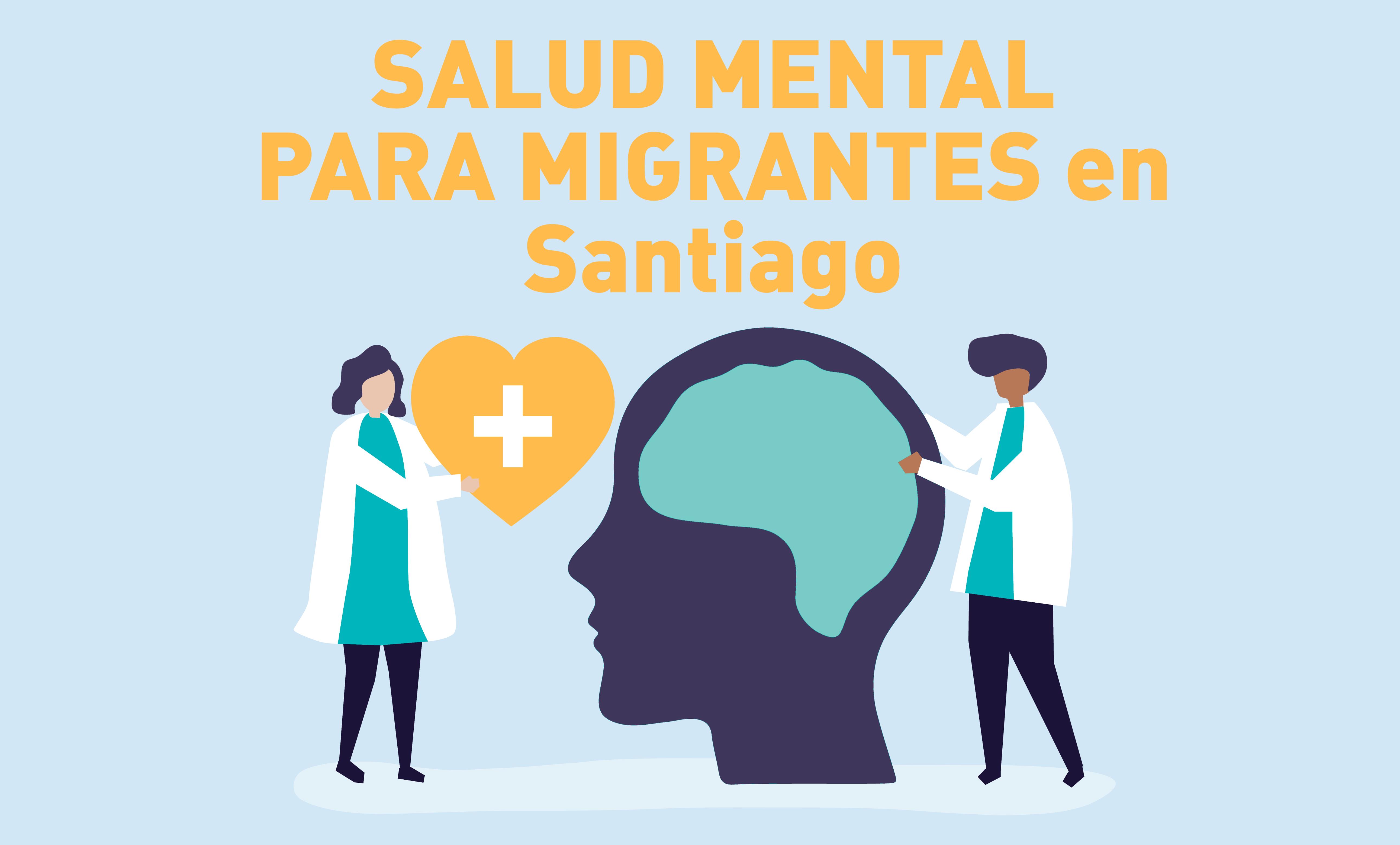 Salud Mental Para Personas Migrantes en Santiago de Chile