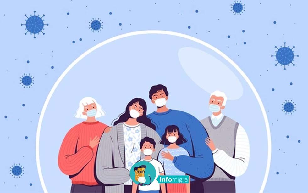¿CÓMO TRAER A MI FAMILIA A CHILE EN CONTEXTO DE COVID-19?